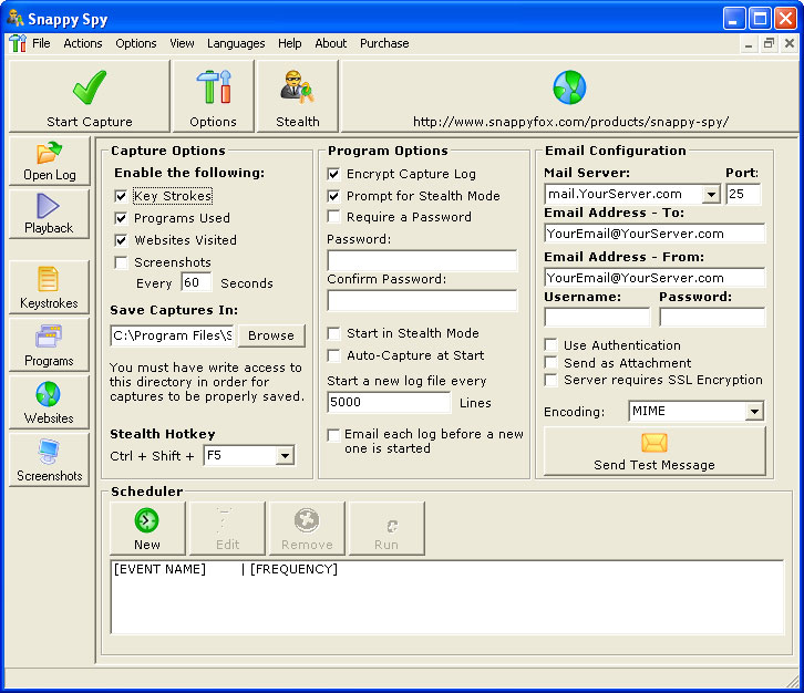 Snappy Spy 4.3.0.746 full